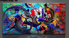 Modern Abstract 100% hand-painted Art Oil Painting Wall Decor canvas(no framed)