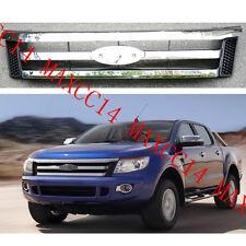 1PCS Front Bumper UPPER Grilles Center Cover for Ford Ranger T6 2012-2014