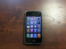 iPhone 3GS - 8GB - Black (AT&T) A1303 (GSM) - Works good!