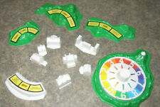 Game of Life (1982) - Replacement Pieces - Mountains, Bridge, Houses, Spinner