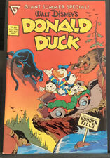 Donald Duck - #257 - Giant Summer Special - Gladstone - 1987 - VF