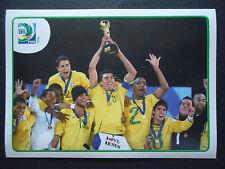 Panini 29 jugador equipo de júbilo brasil confed Cup 2013 brasil
