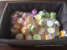 Soy Wax Candle Melts - Choose From 50 Fragrances. Postage