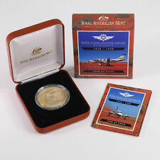 1998 Australian Royal Flying Doctor Service Proof $5 Coin D5-3330