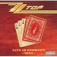 "ZZ TOP ""LIVE AT ROCKPALAST""  CD ------16 TRACKS------ NEU"