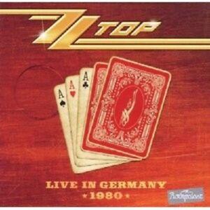 "ZZ TOP ""LIVE AT ROCKPALAST""  CD ------16 TRACKS------ NEU"