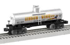 Lionel O Gauge GIBSON WINE 8000 Gallon Tank Car 6-84802 NIB