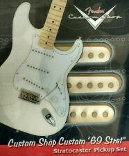 Fender Custom Shop 69 Pickups AY Intitialed 2011
