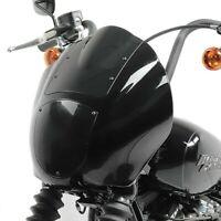 Lampenmaske MG8 für Harley Softail Street Bob 18-20 Lampen Verkleidung rauchgrau