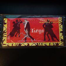 . Francia Argentina 2006 Musique e Danza / Tango Blister