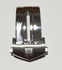 TAG HEUER 20mm Deployment Buckle Steel For Aquaracer Carrera 1887 Monaco Link