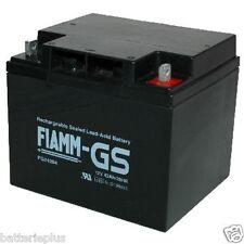 Fiamm FG24204 12V 42000 mAh M6 Schraubanschluss