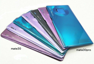 Compatible For Huawei Mate 30 Mate 30 Pro Battery Cover Housing Back Glass