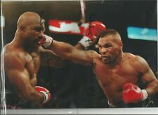Mike Tyson v Evander Holyfield unsigned photo 12x8 Ref:1175