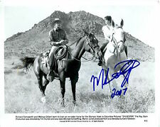 Melissa Gilbert signed Sylvester 8X10 Original Still Photo - 2007