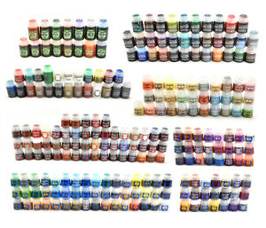 Brand New Fresh CITADEL COLOUR ALL PAINTS Combined Shipping Games workshop Color