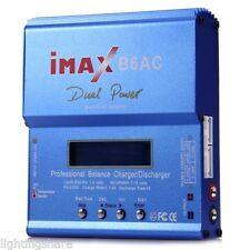 iMAX B6AC LCD Screen Digital RC Lipo NiCd NiMh Battery Balance Charger Discharge