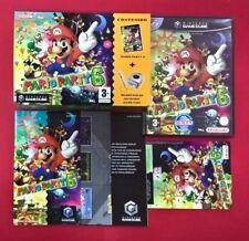 Mario Party 6 - NINTENDO - GAMECUBE - COMO NUEVO