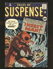 Tales of SUSPENSE # 24  Fine/VF Cond.