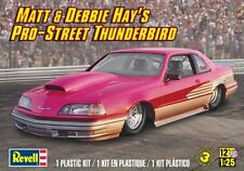 Revell Monogram Matt & Debbie Hays Pro Street Ford T-Bird plastic model kit 1/25
