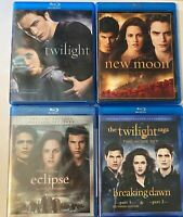 The Twilight Saga Collection (Bluray) [BUY 2 GET 1]