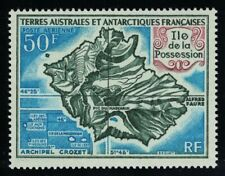 FSAT TAAF Possession Island Crozet Archipelago 1970 ** MNH SG#54 MI#58 SC#C20