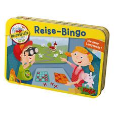 HABA Reise-Bingo Magnetspiel Bingospiel Reisespiel Spiele Kinderspiele 302955