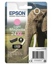 Epson Elephant 24XL (non-Tagged) High Capacity (Yield 740 Pages) Ink Cartridge