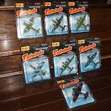 Maisto Tailwinds lot F6F Hellcat P-47D Thunderbolt B-17G Flying Fortress #15061