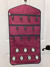 Double Sided hanging jewelry/scarf organizer