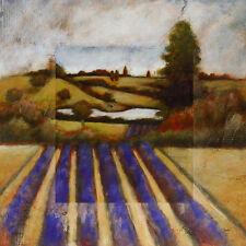 Paul Jensen Scented Field Poster Kunstdruck Bild 68x68cm - Kostenloser Versand