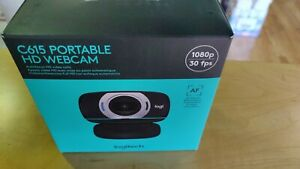 New Logitech C615 Webcam 1080p 2MP Ships from New York 960-000735 * Large Qty