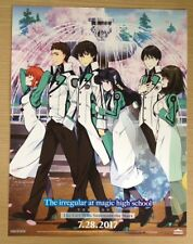 The Irregular at Magic High School Movie Girl Who Summons The Star PROMO Poster