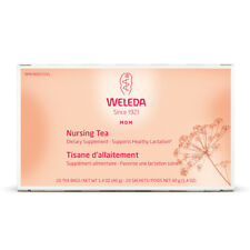 2 x 20 bags WELEDA Nursing Tea ( milk supply natural breast feeding lactation)