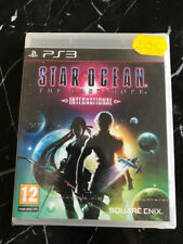 STAR OCEAN the last hope international , PS3 PAL FR , neuf sous blister