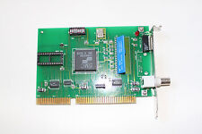 Arcnet Card AT bus 16 bit NEW coax/BNC SMC chip GUARANTEED to work for you