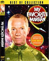 My Favorite Martian Best of (DVD, 2014) Bill Bixby, Tim OHara, Ray Walston
