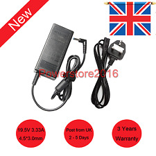 HP PAVILLION 15 N235sa Laptop Charger AC Adapter Power Supply Blue Tip UK Post