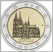 """2 € Deutschland 2011 """" Kölner Dom """"  D  STG"""