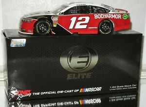 2018 RCCA Ryan Blaney #12 BODY ARMOR ELITE 1/24 car#74/127 RARE AWESOME RARE