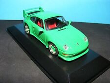 PORSCHE  911 RS   in Signal Green  1995  Minichamps 1:43rd Scale