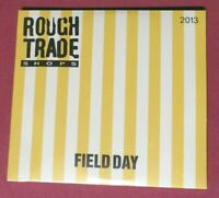 FIELD DAY Various, 2CD Rough Trade 2013, Django, Yorkston, Savages ++, BRAND NEW