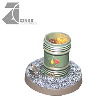 Zinge Industries LED Fire Pit Barrel (Objective Marker) E-EFP01