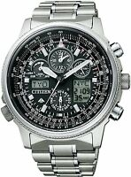 Citizen Promaster Chronograph PMV65-2271 Eco-Drive Radio Watch from Japan NIB