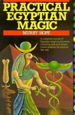 Practical Egyptian Magic by Murry Hope (1986, Trade Paperback)
