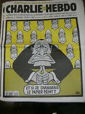 Charlie Hebdo N°228 30/10/96 Caricature Cavanna Wolinsky Cabu Charb Luz CHIRAC