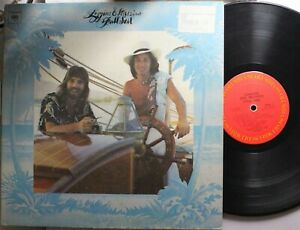 Rock Lp Loggins & Messina Full Sail On Columbia - Vg vg (Price Sticker on Fro