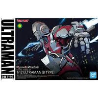 BANDAI Figure-rise Standard 1/12 ULTRAMAN B TYPE Plastic Model Kit NEW
