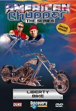 American Chopper - The Series - Liberty Bike (DVD, 2005) NEW UK STOCK FREE POST