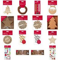 CLEARANCE! Papermania 'Create Christmas' Paper Card Craft Decoration Collection
